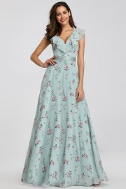 Evening dresses Florar color