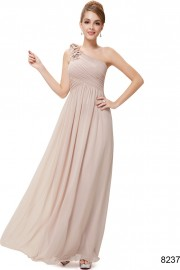 Evening dresses Pastel color